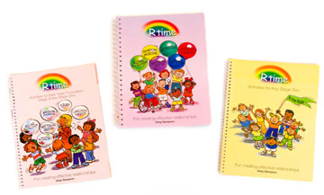 R time manual and activity books