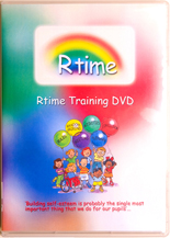 R time Training DVD with notes